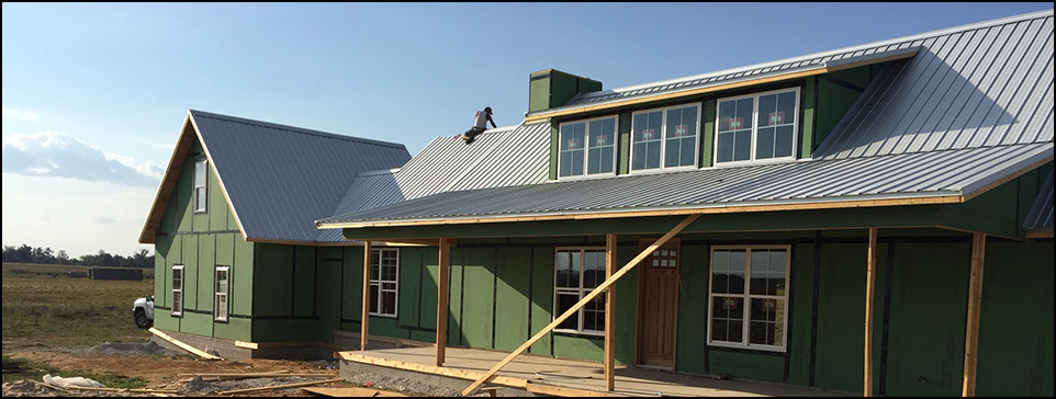 Metal Roofs Bentonville Ar Metal Roof Company In