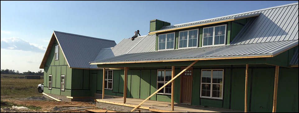 Metal Roofs Fayetteville Ar Metal Roof Company In